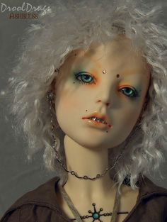 Is it weird that I find braces on dolls more attractive aesthetically than on people? xD It sounds more sane in my head. :C [AiL Elijah][(c)...