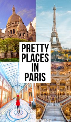 10 Stunningly Beautiful Places in Paris You MUST Visit – Best Europe Destinations Cool Places To Visit, Places To Travel, Places To Go, Vacation Places, Travel Things, Disney Vacations, Paris Photos, Photos Du, Hotel Des Invalides