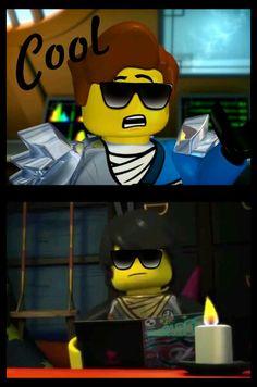 Ninjago Memes, Lego Ninjago, Jay Walker, Surprise Cake, Treasure Planet, Build Something, All Things Cute, Disney Movies, Legos