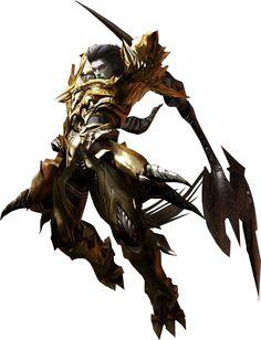 Aion 1.1   Asmodian Gladiator