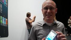 Hands On: Apple iPhone 5 (With Video) | News & Opinion | PCMag.com - more evolution than revolution but evolution is important!