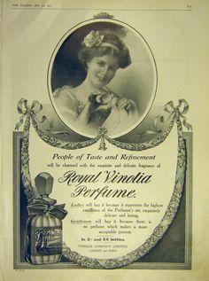 Royal Perfume 1911