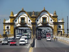 puente Alsina-BUENOS AIRES.  I remember drive thru this bridge when my mom and me finally found her sister/my godmother.