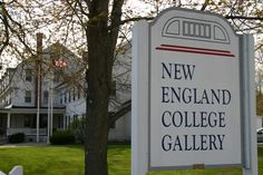 New England College~ Henniker, NH - right on Main St, just a short walk from Henniker House B&B