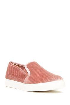 e56112e4ff1 Craafty Velvet Slip-On Sneaker by Steve Madden on  nordstrom rack Slip On  Sneakers