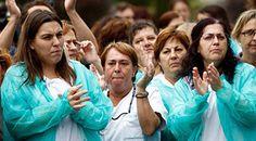 Aumenta la precariedad laboral de profesionales de la sanidad pública - Sanidad - Diario digital Nueva Tribuna