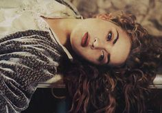 Kate Winslet as Ophelia in the 1996 adaption of Hamlet