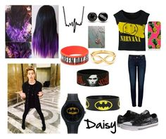"""First Date With Hemmings"" by imbored-477 ❤ liked on Polyvore featuring Anine Bing and Converse"