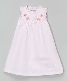Pink Butterfly Dress - Infant, Kids & Tween