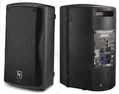 For the Small Events and Ceremonies EV ZXA1 Professional Grade Powered Speakers