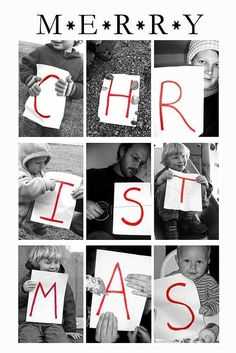 Christmas Card idea -We should do this. @Donnasheahan @Stacey Hock