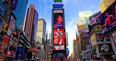 10 Atrações turísticas imperdíveis em Nova York #viagem #ny #nyc #ny #novayork