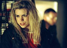 """Not to mention, her hair was always completely flawless. 