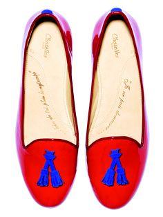 Schuhe von Chatelles