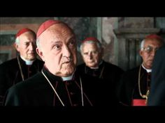 Habemus Papam - movie about a freshly elected pope who has doubts about his great tasks