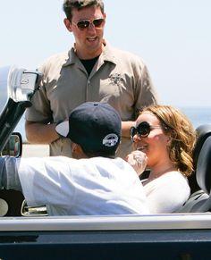 Mariah Carey Photos - Mariah Carey And Nick Cannon Cruising In Malibu - Zimbio