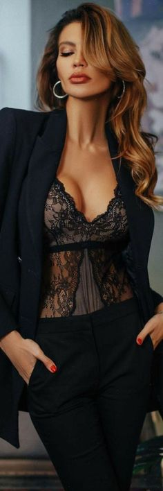 Sexy women winter outfits ideas to makes you stand out 27