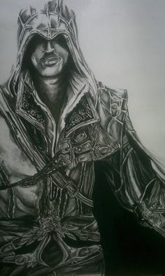 Ezio from Assassins Creed