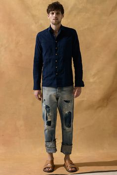 Simon Miller Spring 2016 Menswear - Collection - Gallery - Style.com