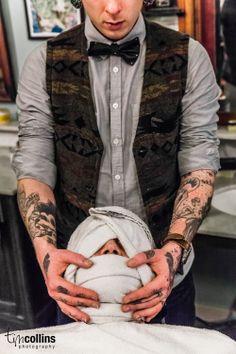 Amsterdam Barber Shop - Haarbarbaar - Tim Collins Photography