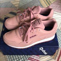 san francisco cf8c3 edd72 Reebok Shoes   Reebok Harman Classic   Color  Pink Red   Size  7.5