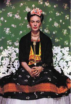 — We have some Frida Kahlo illustrations up on our...