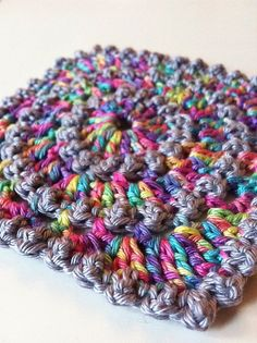 Color variation... circle of friends pattern free at ravelry
