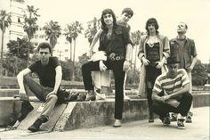 Os Replicantes em 1990.