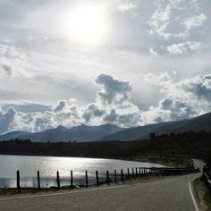 Laguna de Mucubají Mérida Venezuela
