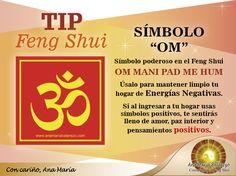 #TipFengShui: Usa este símbolo OM en casa para para limpiarla de Energías negativas y sentirte en armonía en tus propio espacio.  ➤Puedes adquirir este sticker llamando al: (01) 372-6826 #FengShui #FengShuiPerú