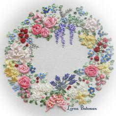 Garland of Silk Flowers (Small) – Full Kit £36.50