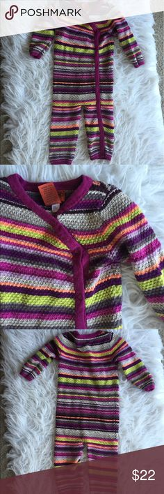 🆕 мιѕѕσиι fσя тαяgєт onesie Cute and colorful!!! Great condition. Size 6-12 months. 👺NO TRADES DONT ASK! ✌🏼️Transactions through posh only!  😻 friendly home 💃🏼 if you ask a question about an item, please be ready to purchase (serious buyers only) ❤️Color may vary in person! 💗⭐️Bundles of 5+ LISTINGS are 5️⃣0️⃣% off! ⭐️buyer pays extra shipping if likely to be over 5 lbs 🙋thanks for looking! Missoni One Pieces Bodysuits