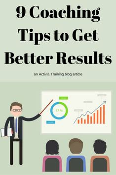 On the job coaching will always deliver better results. This article looks at 9 tips on how to make your coaching more effective. Read our top 9 coaching tips and find out how they can help you get better results when working with senior staff. Coaching Skills, Leadership Coaching, Leadership Development, Online Coaching, Leadership Qualities, Personal Development, Leadership Quotes, Sales Coaching, Coaching Quotes
