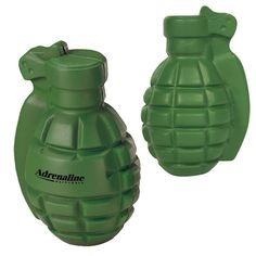Promotional Grenade Stress Reliever