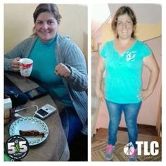 Wow, what an amazing weight loss transformation! Great weight loss motivation for me for sure!