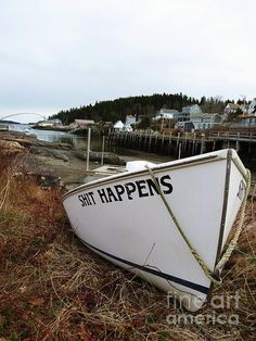 Stonington,  Maine- I can see my nannys house in the background!
