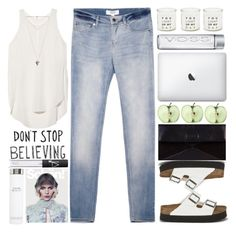 Untitled #1203 by tacoxcat on Polyvore featuring polyvore, fashion, style, 3.1 Phillip Lim, MANGO, Birkenstock, Marc by Marc Jacobs, Givenchy, NARS Cosmetics, Calvin Klein, French Connection and clothing