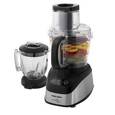 Black & Decker FP2620S Wide Mouth Combo Food Processor and Blender New