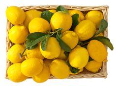 Basket full of yellow