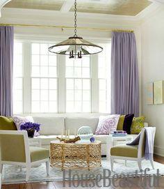 living room by designer Pat Healing