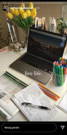 College Motivation, Study Motivation, Study Inspiration, Motivation Inspiration, Study Organization, School Study Tips, Study Space, Study Hard, Studyblr