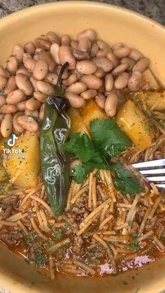 Mexican Cooking, Mexican Food Recipes, Beef Recipes, Soup Recipes, Cooking Recipes, Healthy Recipes, I Love Food, Good Food, Yummy Food