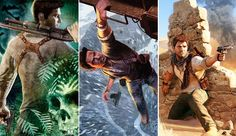 Here is the new Playstation 4 exclusive - remastered versions of Uncharted trilogy http://gamesintrend.com/uncharted-the-nathan-drake-collection-trailer-release-date-gameplay/