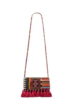 STELA 9 Vishnu Crossbody in Pink Multi | REVOLVE