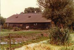 Achterzijde Boerderij Rozenhof - Nesserdijk