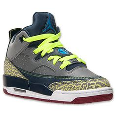 b8883091d6e4 Boys  Grade School Jordan Son of Mars Low Basketball Shoes