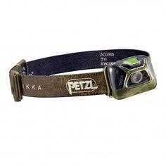Petzl Tikka hoofdlamp green De Wit Schijndel