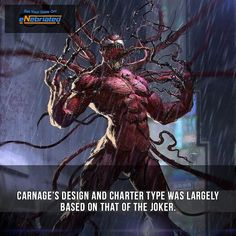 #love #carnage what's the coolest #villain fact you know? Follow @eNebriated for…