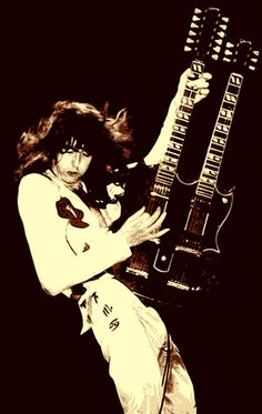 Rock and Roll Lifestyle - Jimmy Page
