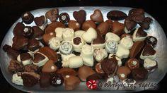 Φτιάχνουμε σοκολατάκια #sintagespareas